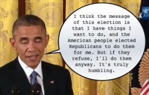 Obama-humble