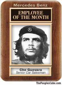 Che Mercedes Employee Month