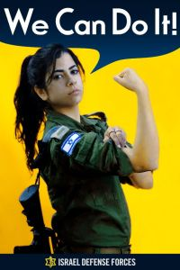 idf-strong-girl