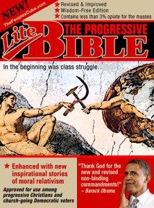 Progressive Bible Obama 500