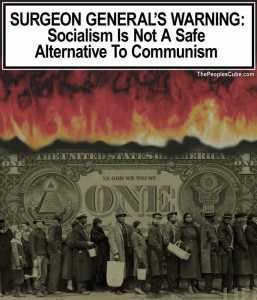 Socialism Not Safe Alt Larg