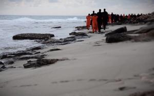 LIBYA-UNREST-EGYPT-CHRISTIANS-IS