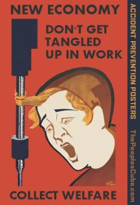 Poster_Accident_Tangled_In_Work