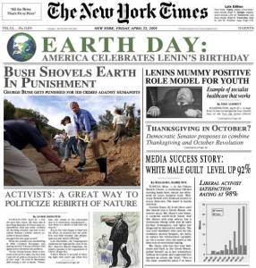 EarthDay_NYT_frontPage