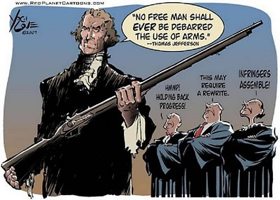 an argument against the right of possessing and carrying guns in the usa Japanese gun control is authoritarian, and helps repress individualism.