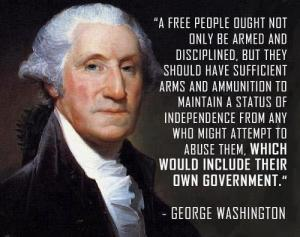 george-washington-on-guns
