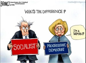 Bernie-Hillary-Difference