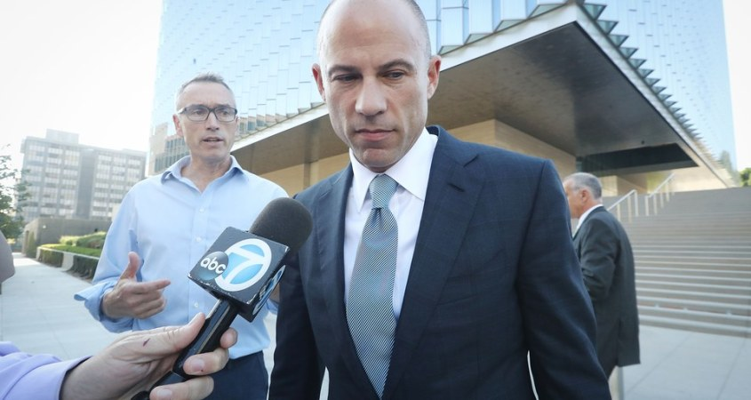 Creepy Porn Lawyer Arrested for Domestic Violence ...